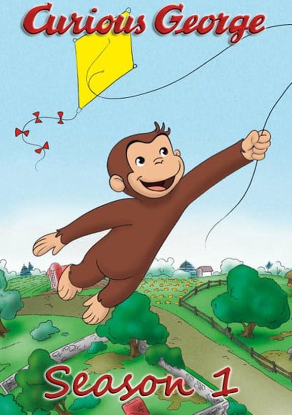 Curious George Season 1 poster