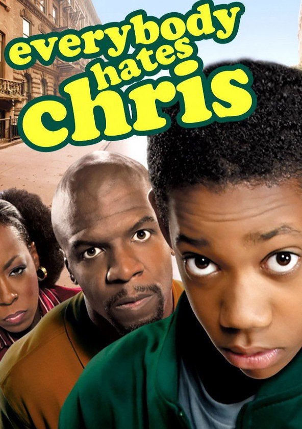 Everybody Hates Chris: Season 1 movie poster