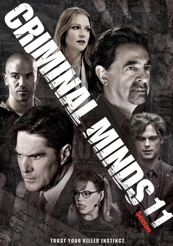 Criminal Minds Staffel 11 poster