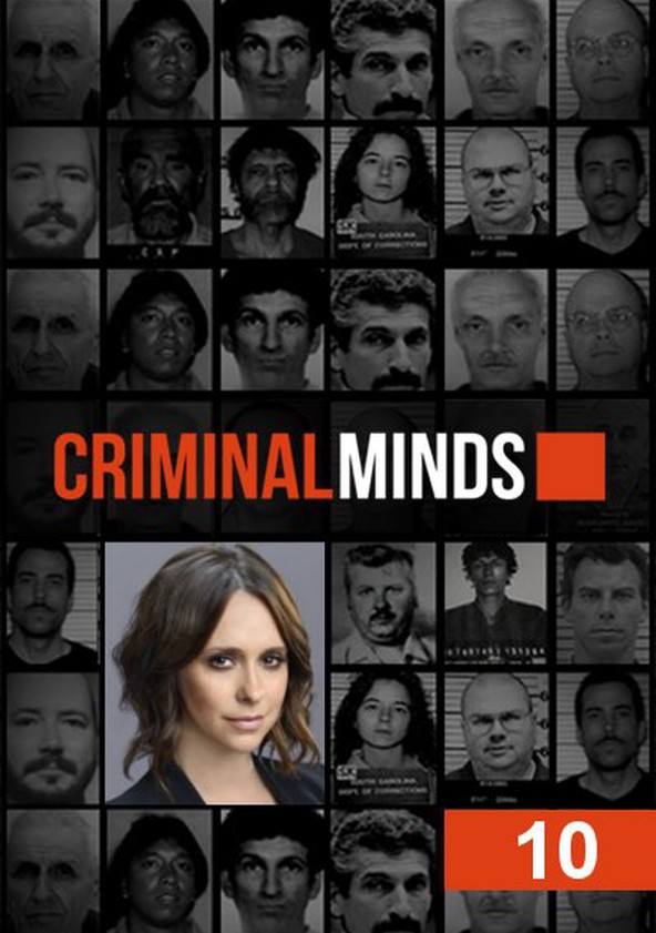 Criminal Minds Staffel 10 poster