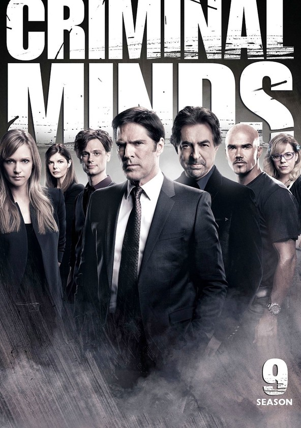 Criminal Minds Season 9 poster