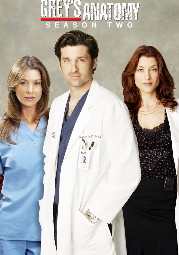 Grey\'s Anatomy Season 2 - watch episodes streaming online
