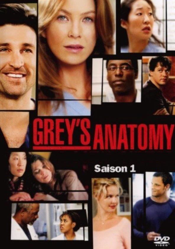 Saison 1 Greys Anatomy Streaming O Regarder Les Pisodes