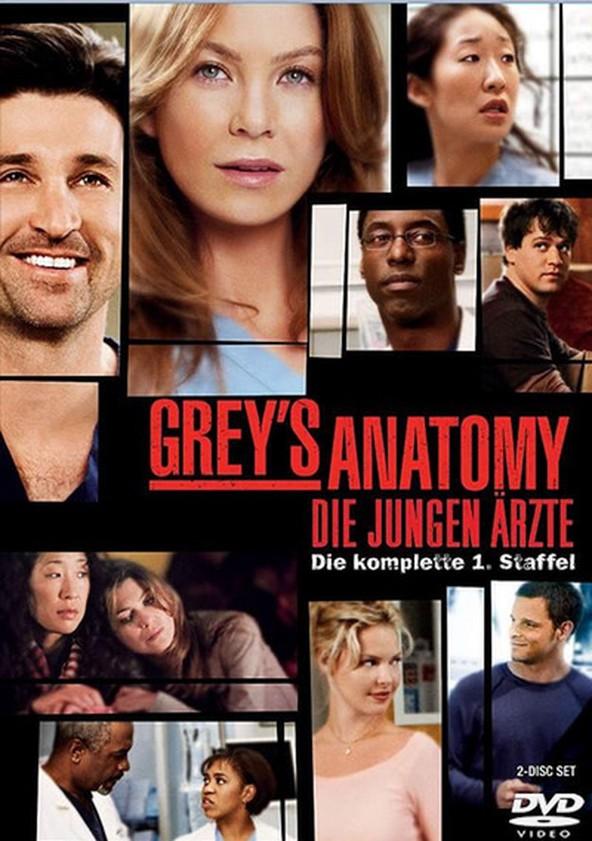 Grey\'s Anatomy Staffel 1 - Jetzt Stream anschauen