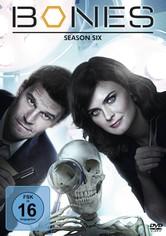 Bones - Die Knochenjägerin Staffel 6