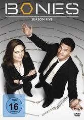 Bones - Die Knochenjägerin Staffel 5