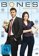 Bones - Die Knochenjägerin Staffel 3