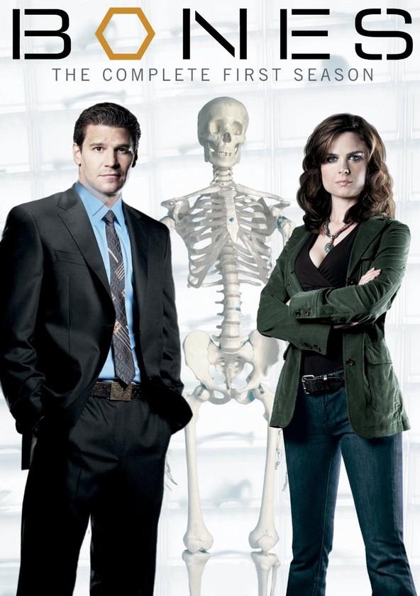 Bones Season 1 poster