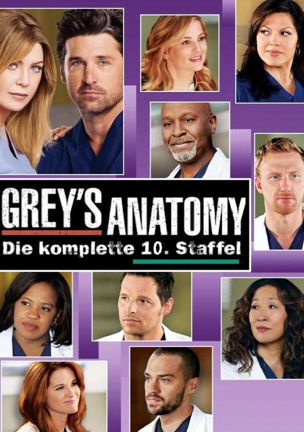 Grey\'s Anatomy Staffel 10 - Jetzt Stream anschauen