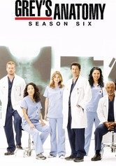 Grey's Anatomy Sesta stagione