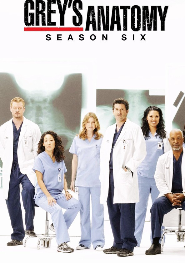 Grey\'s Anatomy Season 6 - watch episodes streaming online