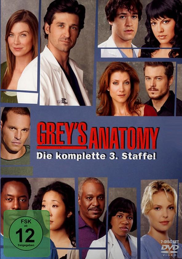 Grey\'s Anatomy Staffel 3 - Jetzt Stream anschauen
