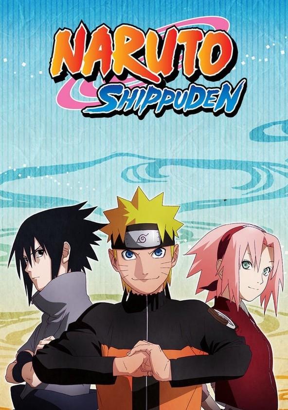 Naruto Shippūden poster