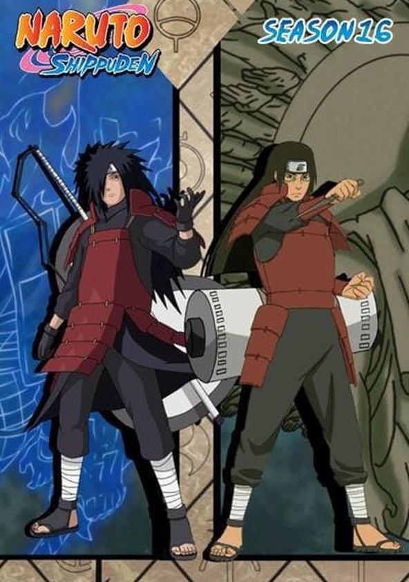 Temporada 16: La cuarta guerra mundial shinobi, los enemigos del otro mundo