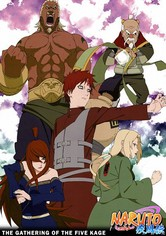 The Assembly Of The Five Kage