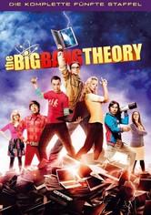 The Big Bang Theory Staffel 5