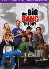 The Big Bang Theory Stagione 3