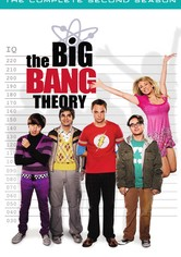 The Big Bang Theory Season 2