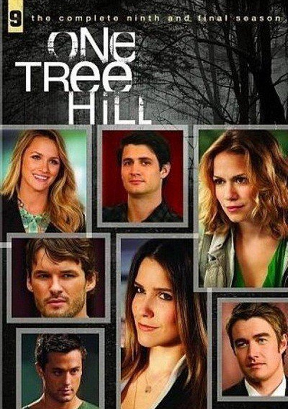 One Tree Hill Temporada 9 poster