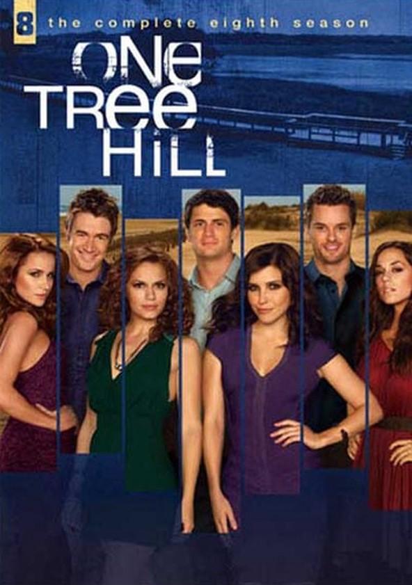 One Tree Hill Temporada 8 poster