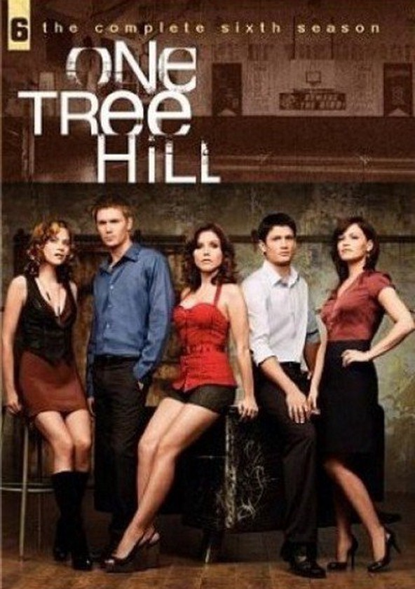 One Tree Hill Season 6 poster