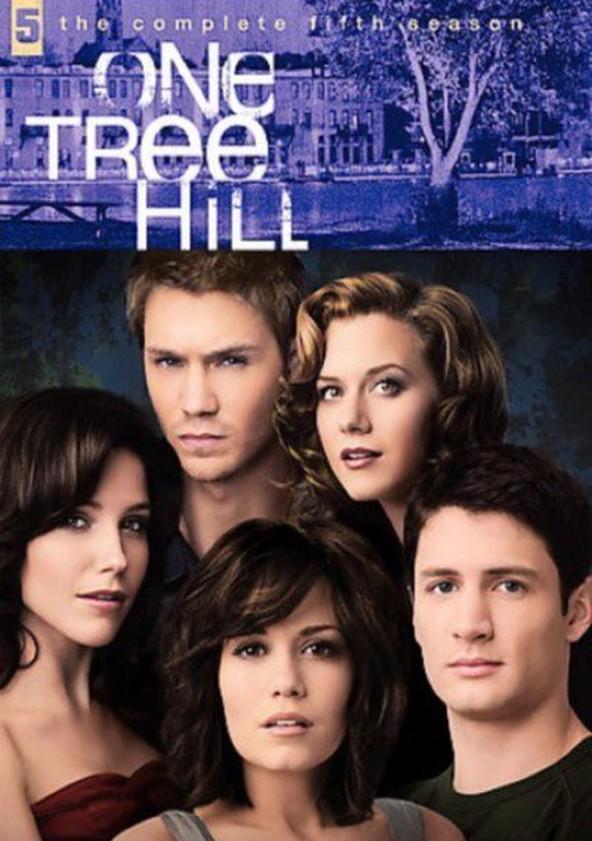 One Tree Hill Temporada 5 poster