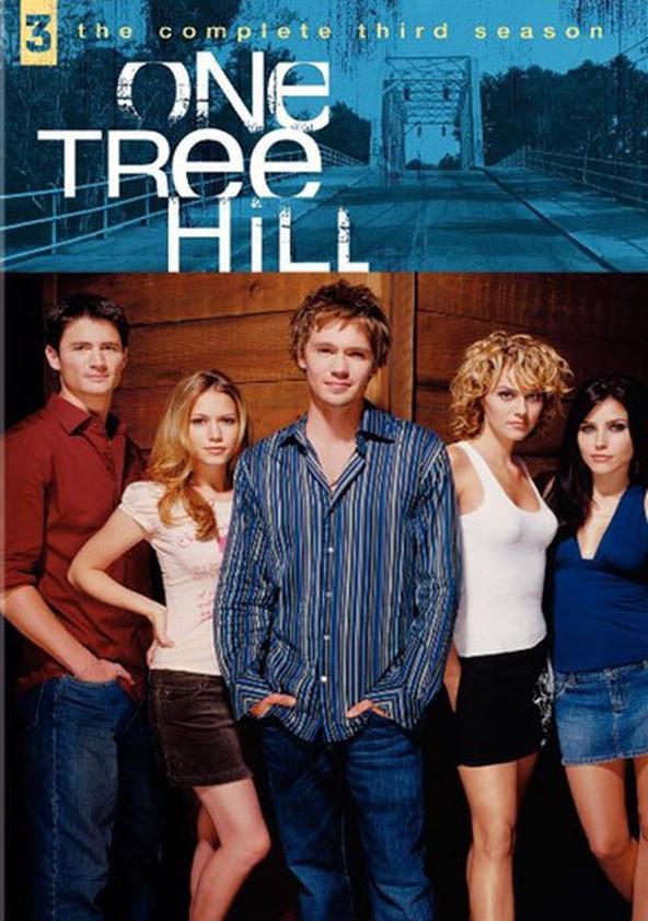One Tree Hill Temporada 3 poster