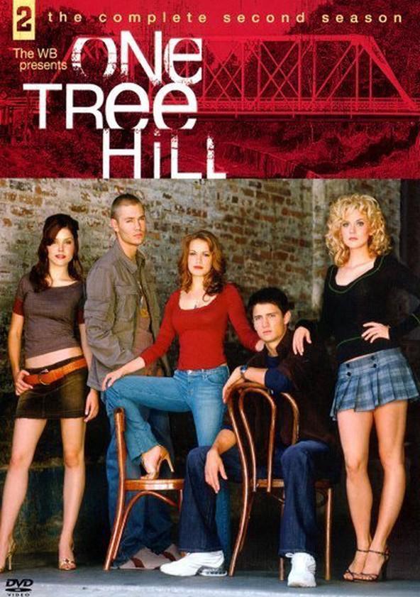 One Tree Hill Temporada 2 poster