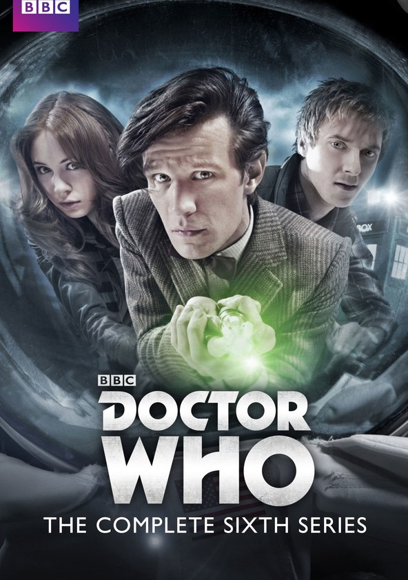 Doctor Who Series 6 poster