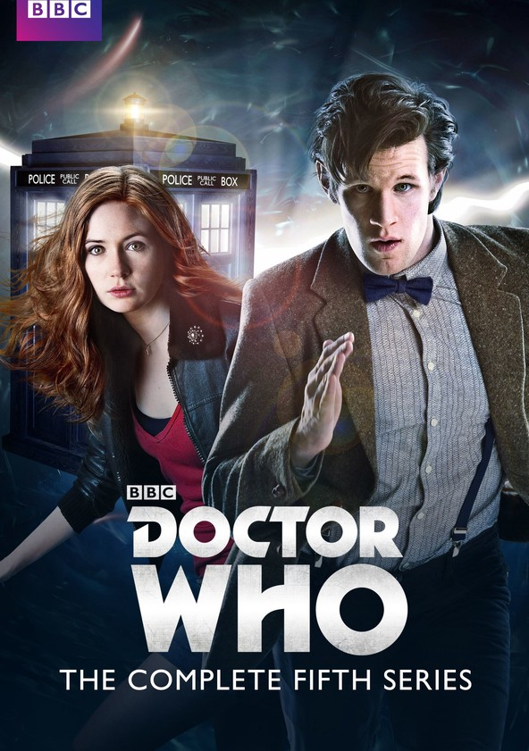 Doctor Who Series 5 poster