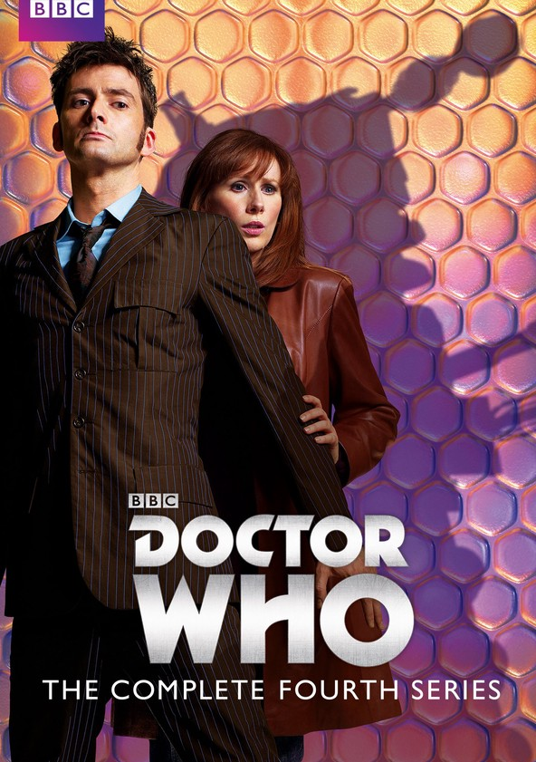 Doctor Who Series 4 poster