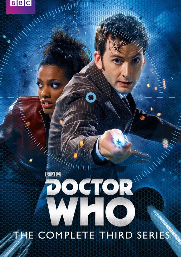 Doctor Who Series 3 poster
