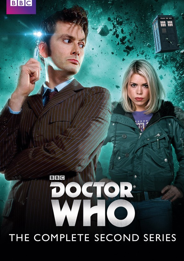 Doctor Who Series 2 poster