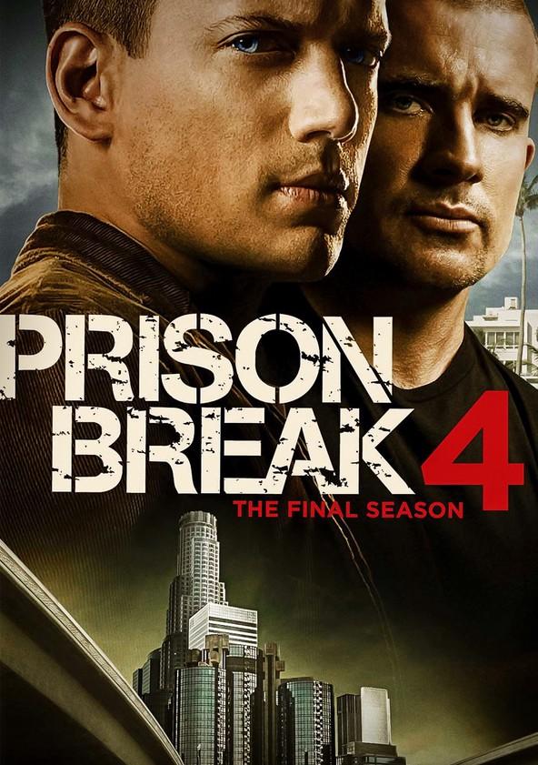 Prison Break Season 4 poster