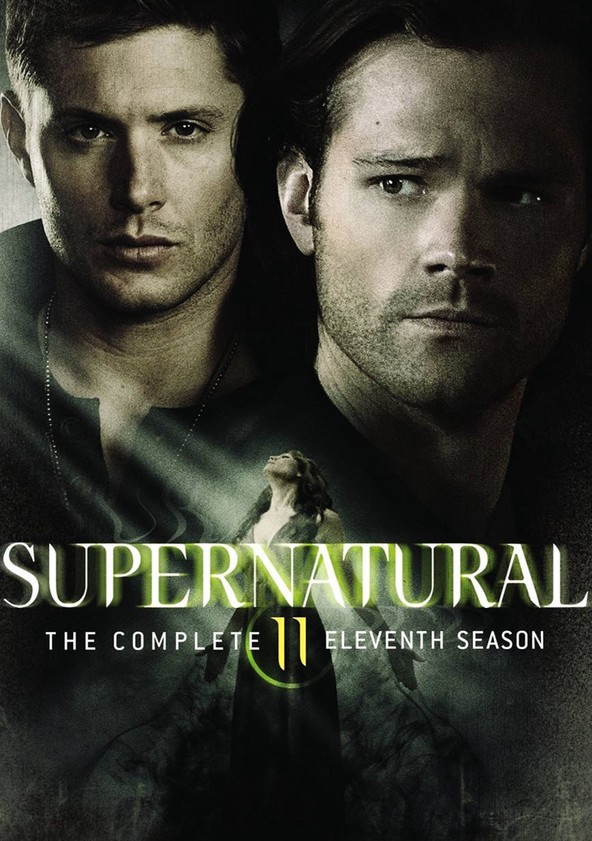 Sobrenatural Temporada 11 poster