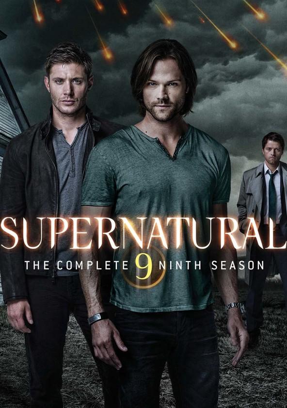 Sobrenatural Temporada 9 poster