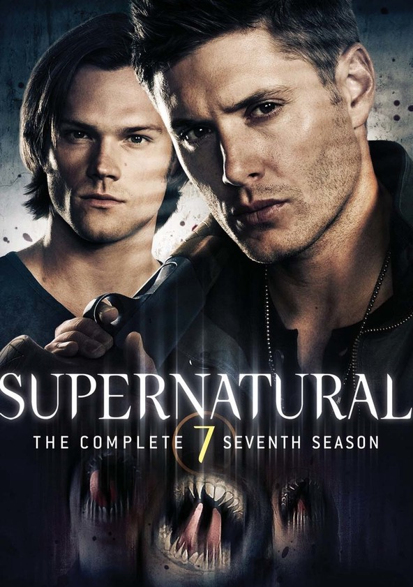 Sobrenatural Temporada 7 poster