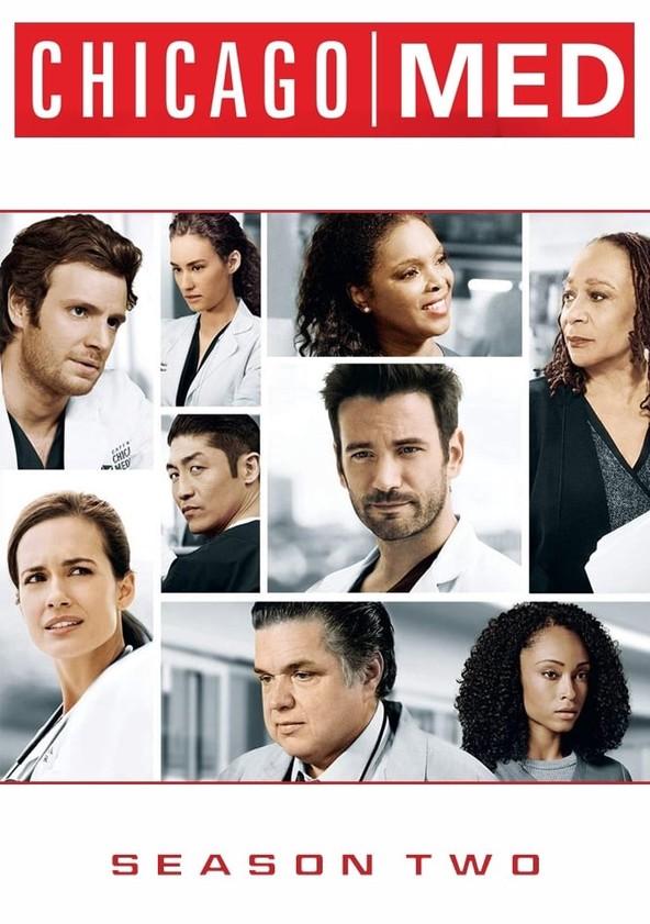 Chicago Med Season 2 poster