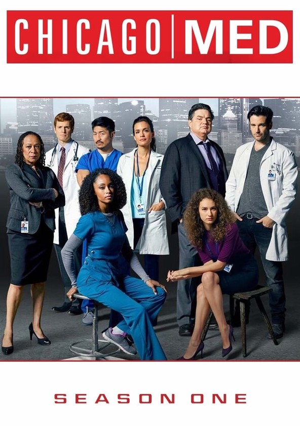 Chicago Med Season 1 poster