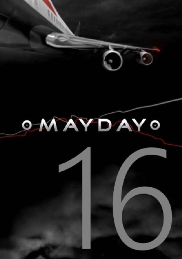 Mayday Season 16 poster