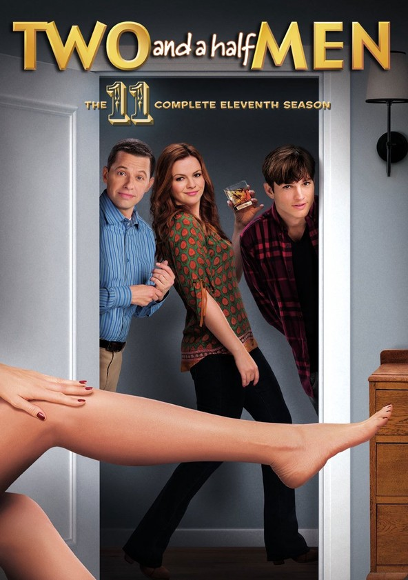 Two and a Half Men Season 11 poster