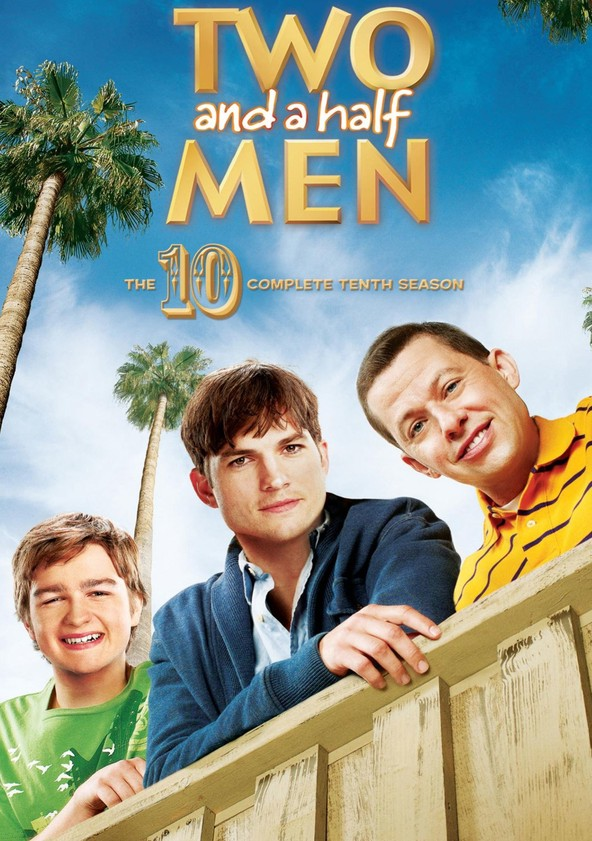 Two and a Half Men Season 10 poster