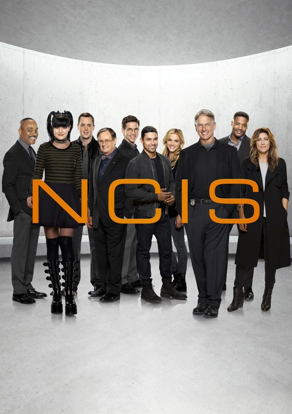 Agenci NCIS poster