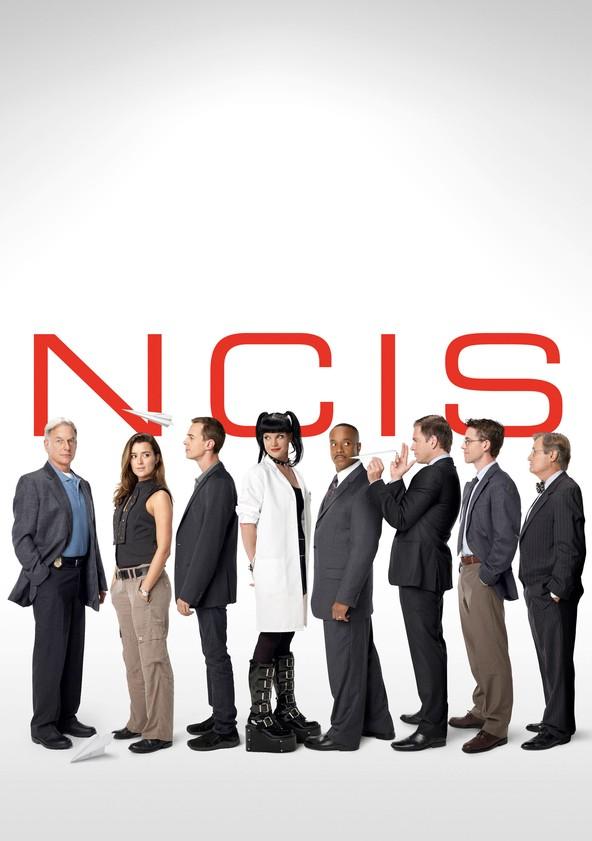 NCIS - Investigação Criminal poster