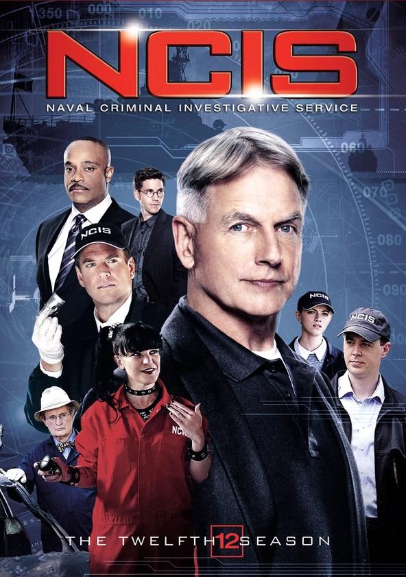 Navy: Investigación criminal Temporada 12 poster