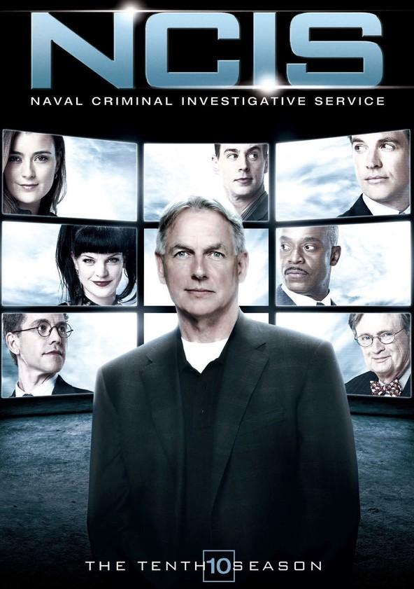 Navy: Investigación criminal Temporada 10 poster