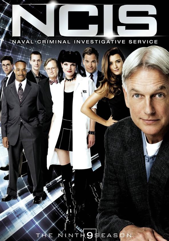 Navy: Investigación criminal Temporada 9 poster