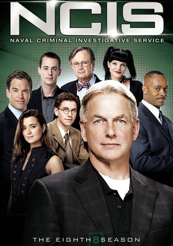 Navy: Investigación criminal Temporada 8 poster