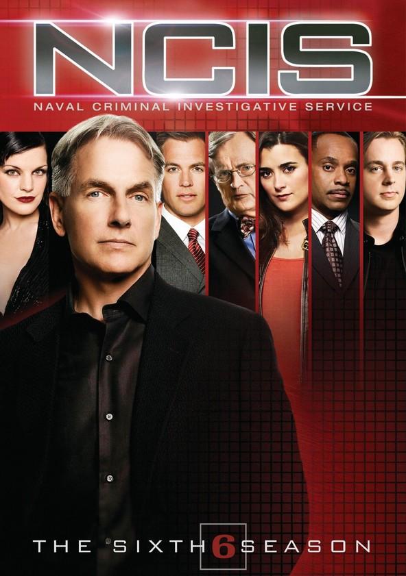 Navy: Investigación criminal Temporada 6 poster