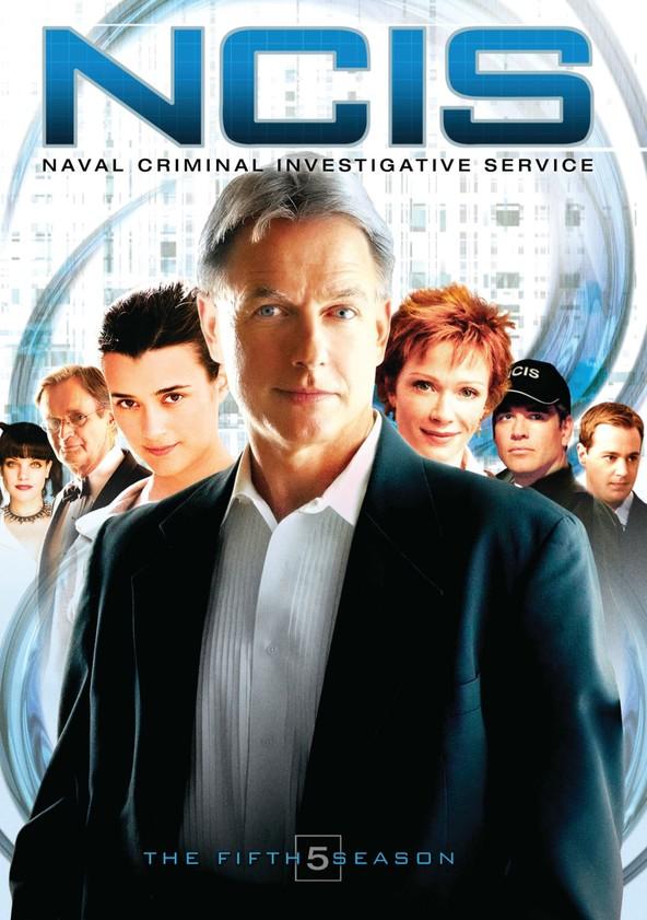 Navy: Investigación criminal Temporada 5 poster